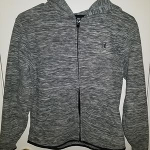 Hurley fleece zip up